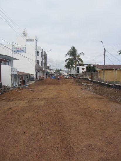 Charles Darwin Avenue, Galapagos