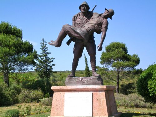 ANZAC, Gallipoli, Turkey