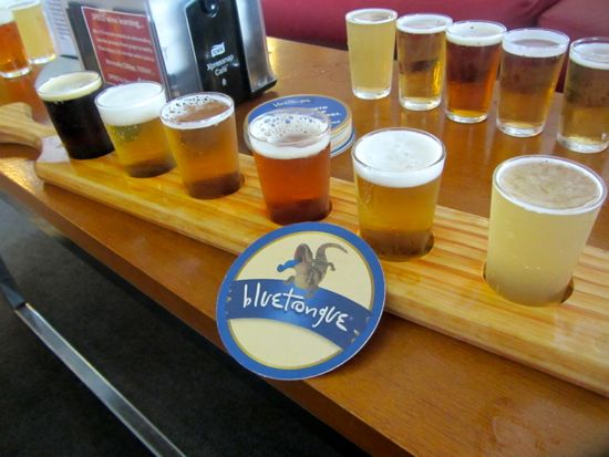 Bluetongue brewery
