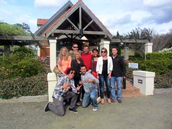 Winery group