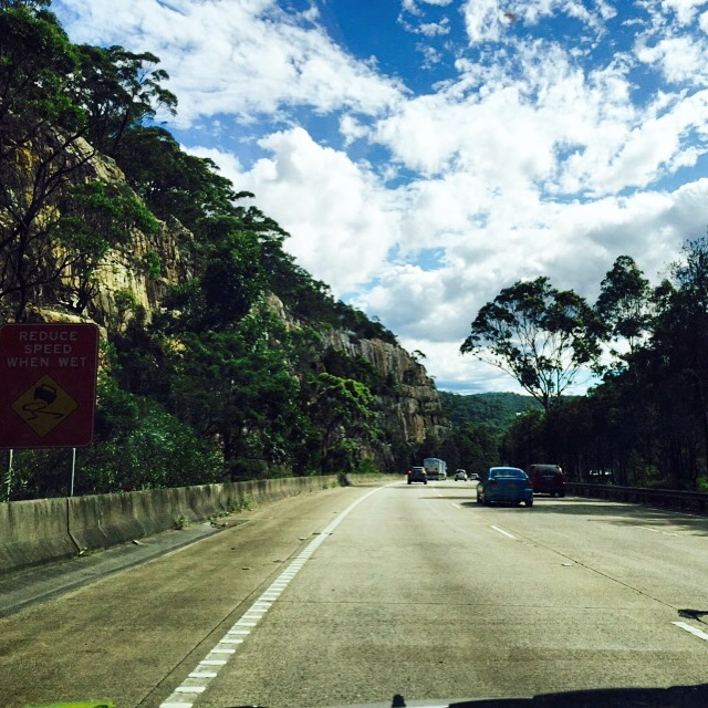 Newcastle to Canberra