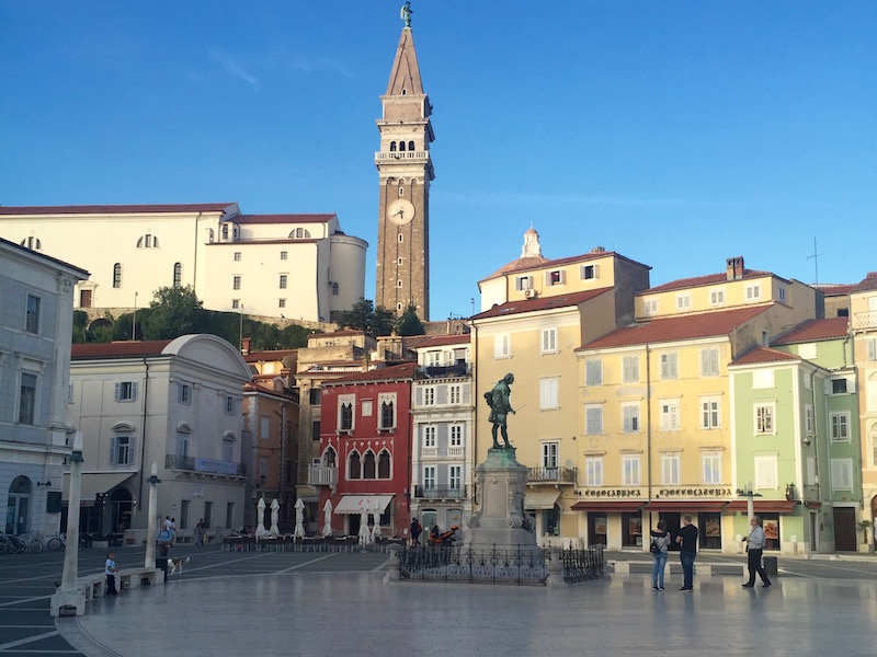 Tartini Square Piran