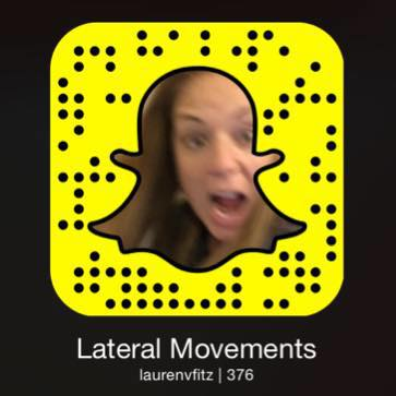 Lateral Movements on Snapchat