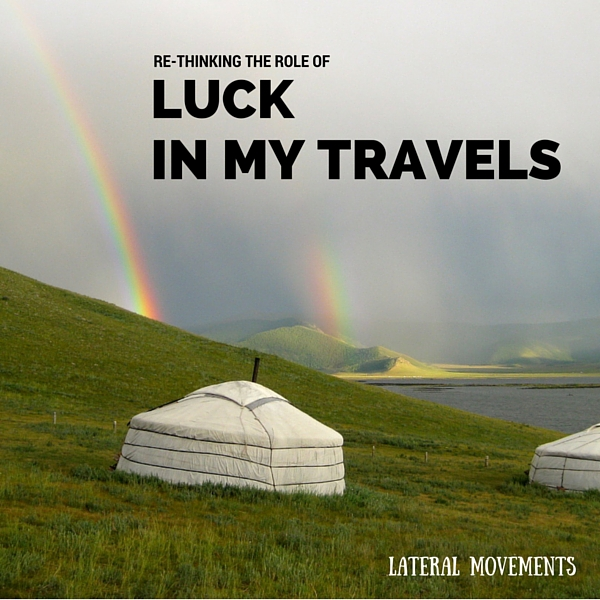 Luck and Travel