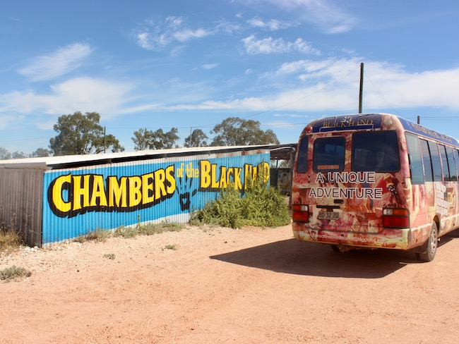 tourist attraction lightning ridge