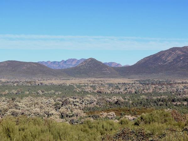 Wilpena Pound Flinders Ranges