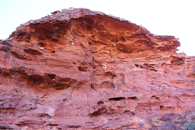Kings Canyon Red Centre Way