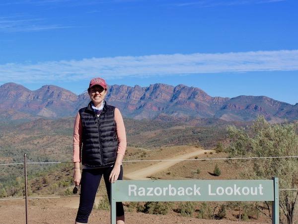 Flinders lookout