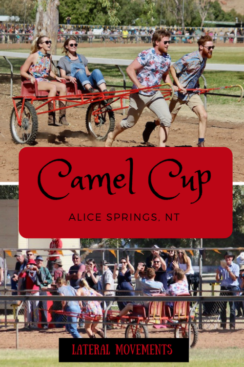 2017 Alice Springs Camel Cup in Pictures: Lateral Movements