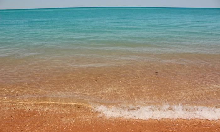 Broome's beach