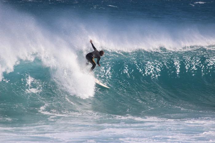 Surfer Red Bluff