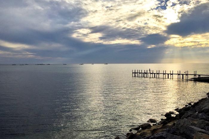 Sunset at Shark Bay