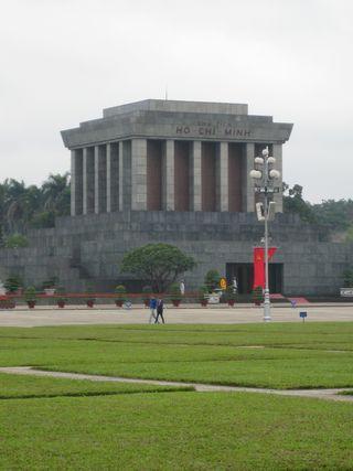 Hanoi Ho's Tomb
